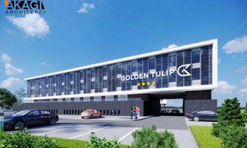 Umowa podpisana: czterogwiazdkowy hotel Golden Tulip Balice Kraków powita gości
